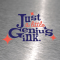 Just a Little Genius, Ink